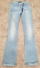 """JUICY COUTURE Trouser Juicy Jean Couture Womens size 25 Inseam 34"""" NWT NEW"""