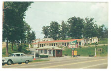 vic Chattanooga Tennessee Fricks Motel Cummings Hwy Routes 11 - 41 - 64 & 72