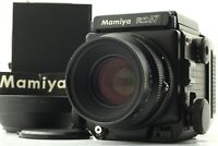 【Near Mint】 Mamiya RZ67 Pro Camera Body w/ Sekor Z110mm f2.8 W Lens from JAPAN