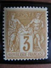 FRANCE neuf  n° 86 SAGE type II  une dent courte
