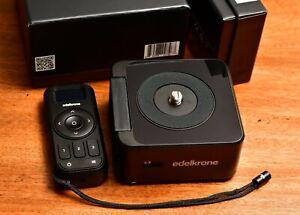 Edelkrone HeadONE and Controller Pocket Pan or Tilt System Tripod Mount C1 Cable