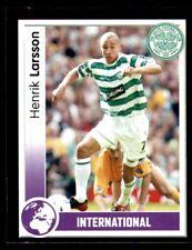 Panini SPL 2004 - Henrik Larsson International Players No. 207