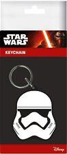 Gummi Schlüsselanhänger STAR WARS 7 - Stormtrooper  Force Awakens Rubber Keyring