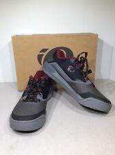 Pearl iZUMi X-ALP Launch Women's Sz US 6/EU37 Gray Mtn Biking Shoes X23-602
