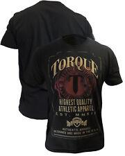 Torque Seal T-Shirt (Black) Size: S - mma bjj gym