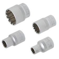 BGS Technic Steckschlüssel-Einsatz 'Gear Lock', 12,5 (1/2), 30 mm