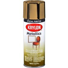 Krylon 1701 Metallic Spray Paint, Bright Gold by Krylon