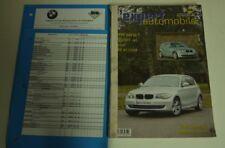 Revue technique l'expert automobile 495 BMW série 1 01/2007-> diesel 118 & 120 d