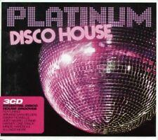 Platinum Disco House   3 CD   Armand van Helden, Connie Harvey, Deep Down, Ch...