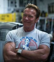Come With Me If you want to lift Arnold Schwarzenegger Workout Gym HD56 T-Shirt