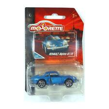 Majorette 212052010 Renault Alpine A110 blau - Vintage ca. 1:64 Modellauto NEU!°
