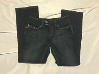 Diesel Dark Wash Bootcut Jeans Made in Italy Size 29 X 30
