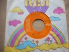 "ELVIS PRESLEY ""THERE GOES MY EVERYTHING"" / ""I REALLY DONT WANT TO"" 7"" 45 ORANGE"