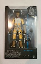 HASBRO STAR WARS THE BLACK SERIES BOSSK FIGURE #10 NEW BLUE LINE FIGURE