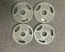 NEW Cap Barbell 2.5 LB Weight Plates (SET OF 4) Standard (10lbs Total)