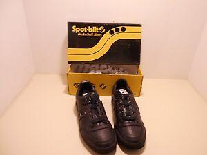 Spot-bilt Athletic Footwear Basketball Shoes Ref Black Size 7 1/2