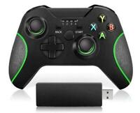 Wireless Controller for Xbox One and Microsoft Windows 10 Bluetooth Black