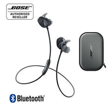 Bose SoundSport Wireless Bluetooth Headphones BLACK with Charging Case
