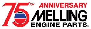 Melling JB-2012 1974-2000 Ford 1.9L 2.0L 2.3L Engines Valve Lifter Set Of 8