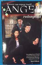 Angel Redemption by Mel Odom (2000) Pocket Pulse pb Buffy tie-in