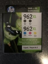 HP 962 XL High Yield Ink Cartridhe 5 Pack