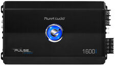 Planet Audio PL1600.4 1600W 2 Ohm Stable 4-CH Full Range Class A/B Car Amplifier