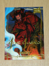 2016 Marvel Masterpieces Jusko GOLD Signature parallel high # MEPHISTO #83