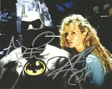 MICHAEL KEATON KIM BASINGER REPRINT 8X10 AUTOGRAPHED SIGNED PHOTO BATMAN MOVIE