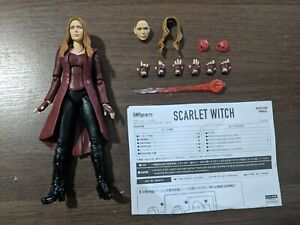 S.H. Figuarts Scarlet Witch Infinity War MCU Bandai