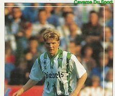 219 STEFAN EFFENBERG 1 GERMANY TOP-STARS IN ACTION STICKER FUSSBALL 1995 PANINI