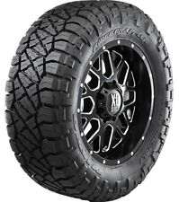 4 New 35x12.50R20LT Nitto Ridge Grappler Tires 12 Ply F 125Q