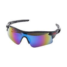 Gafas de Sol Protección UV400 para Hombr y Mujer Deporte Ciclismo Bici Bicicleta
