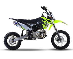 Genuine Thumpstar ® TSK 110cc | DIRT BIKE | MOTORBIKE | PIT BIKE | POCKET BIKE |