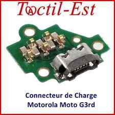 Pour Motorola Moto G 3rd Gen XT1541-1543 Connecteur de charge Charging Port Flex