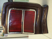 1967 Rambler Rebel RH tail light assembly, AMC quarter panel extension