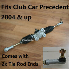 Club Car Precedent Steering Gear Box Assembly With Two Tie Rod Ends 102288601