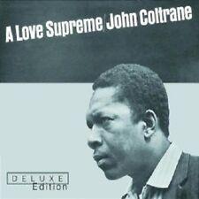 """John Coltrane """"A Love Supreme"""" 2 CD DELUXE EDITION NUOVO"""