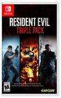 Resident Evil Triple Pack (Nintendo Switch, 2019)