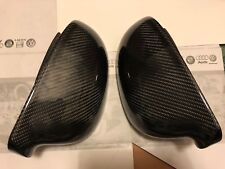 Volkswagen VW Golf Mk5 04-08 Gti Tdi R32 Carbon Fibre Wing Mirror Covers OEM-fit