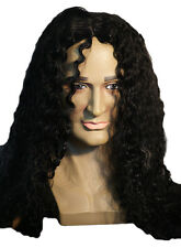 1980's - slash-hard rocker-jackson-infantry-musketeer NERO graffe wig-fancy dress