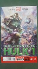 INDESTRUCTIBLE HULK #1 (2013) 1st print MARVEL MARK WAID LEINIL YU *CB12