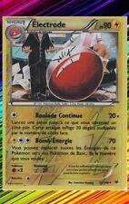 Électrode Reverse GRAS - XY6:Ciel Rugissant-22/108-Carte Pokemon Neuve Française