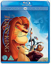 THE LION KING = BLU RAY = UK RELEASE = BRAND NEW BUT UNSEALED