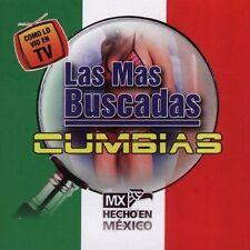 Grupo Flash, Los Hermanos Barron, JLB y CIA LAs MAs Buscadas Cumbias  CD New