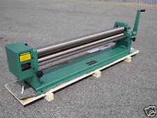 """1270mm x1.6mm (50""""x16GA) Sheet Metal Slip Roller & Metal Ring Rolls Machine"""