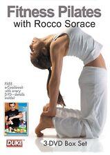 NEW Fitness Pilates with Rocco Sorace (Body Tone / Intermediate Workout / Advanc