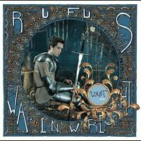 WANT ONE CD BY RUFUS WAINWRIGHT NEW SEALED