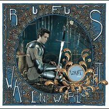 Want One / Rufus Wainwright CD Used But Near New Dreamworks SKG Low Postage