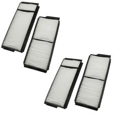 2-Pack HQRP Cabin Air Filter for Mazda 3 5 MazdaSpeed3 2007 2008 2009