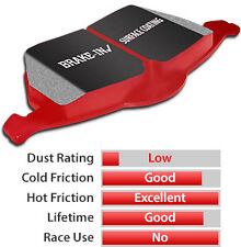 EBC REDSTUFF BRAKE PADS REAR DP31323C (CERAMIC - SPORT)